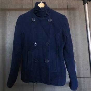 Foto Carousel Producto: Abrigo azul marino GoTrendier