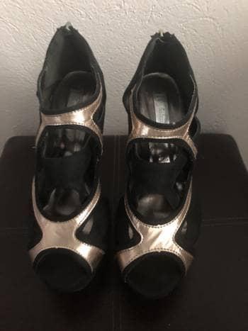Foto Carousel Producto: Zapatillas de plataforma GoTrendier