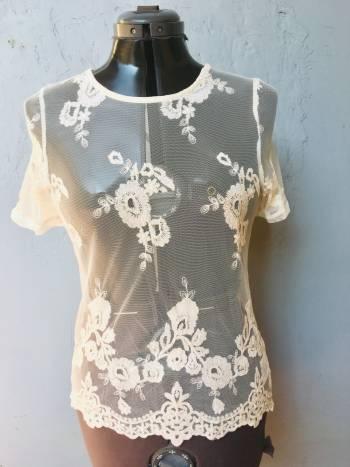 Foto Carousel Producto: Nueva! Moda asiática, blusa de encaje GoTrendier