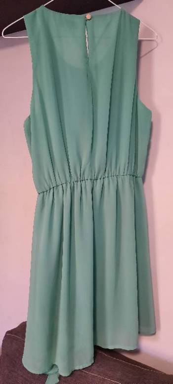 Foto Carousel Producto: Vestido verde petite GoTrendier