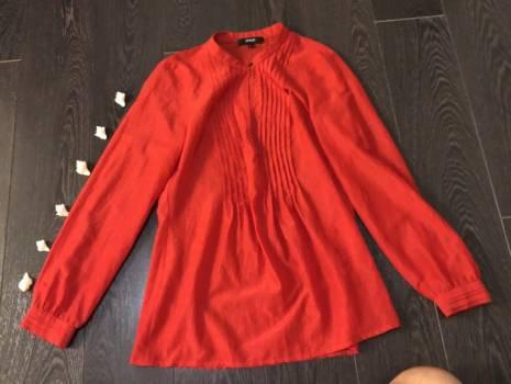 Foto Carousel Producto: Blusa roja ligera GoTrendier