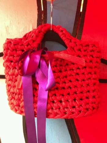 Foto Carousel Producto: Bolsa  Roja.... GoTrendier