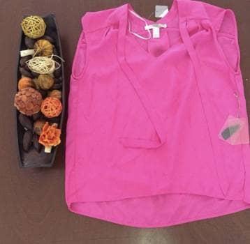Foto Carousel Producto: Blusa rosa forever 21 GoTrendier