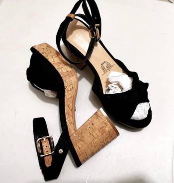 Foto Carousel Producto: Zapatos negros Nine West GoTrendier