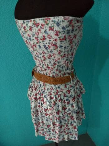Foto Carousel Producto: Vestido floreado GoTrendier