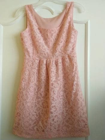 Foto Carousel Producto: Vestido rosa. GoTrendier