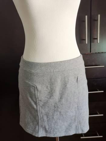 Foto Carousel Producto: Mini falda tela de sudadera GoTrendier
