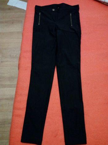 Foto Carousel Producto: Pantalon de vestir negro  GoTrendier