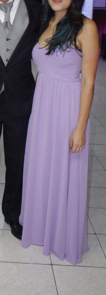 Foto Carousel Producto: Vestido de noche strapless GoTrendier