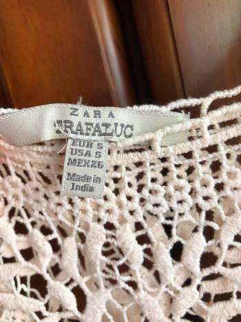 Foto Carousel Producto: Blusa de encaje o tejido ZARA GoTrendier