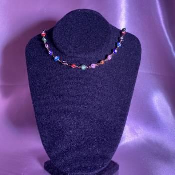 Foto Carousel Producto: Collar de ojitos  GoTrendier