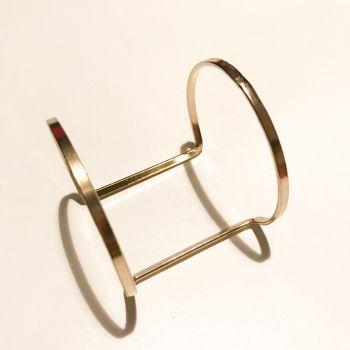 Foto Carousel Producto: Cuff dorado GoTrendier