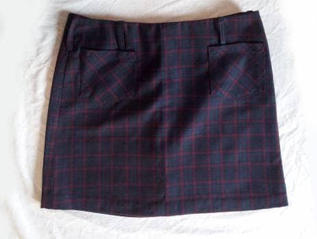 Foto Carousel Producto: Mini falda escocesa GoTrendier