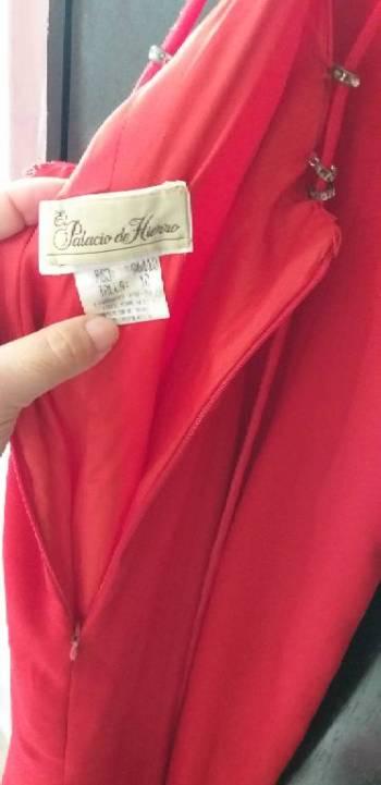 Foto Carousel Producto: Vestido Rojo Noche GoTrendier