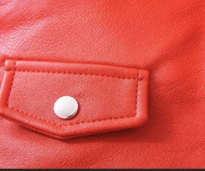 Foto Carousel Producto: Faux leather jacket GoTrendier