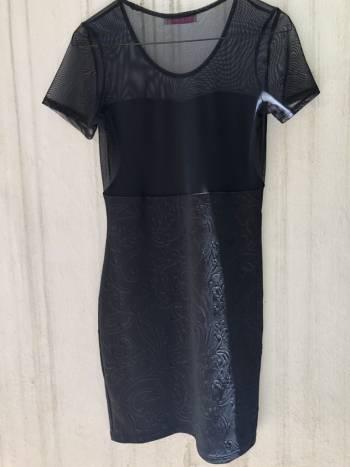 Foto Carousel Producto: Vestido negro con resaltado !!! Nuevo !! GoTrendier