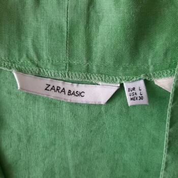 Foto Carousel Producto: Blusa formal verde claro sin mangas GoTrendier