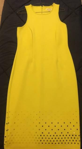 Foto Carousel Producto: Vestido verde-limon GoTrendier
