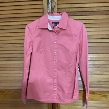 Foto Carousel Producto: Blusa Tommy Hilfiger coral GoTrendier