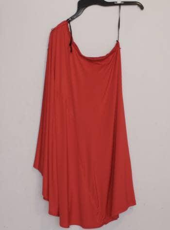 Foto Carousel Producto: Vestido de noche rojo GoTrendier