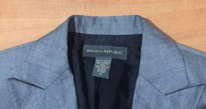 Foto Carousel Producto: Saco Banana Republic GoTrendier