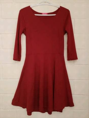 Foto Carousel Producto: Vestido rodo shasa GoTrendier