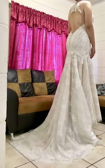 Foto Carousel Producto: Vestido de novia MONIQUE LHUILLIER GoTrendier