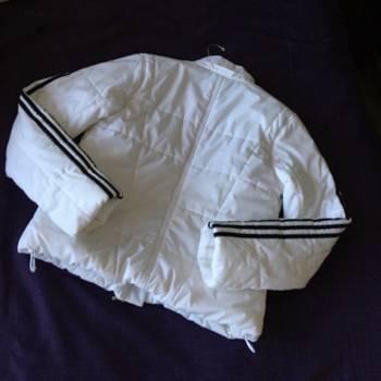 Foto Carousel Producto: Chamarra Adidas Blanca como la nieve  GoTrendier