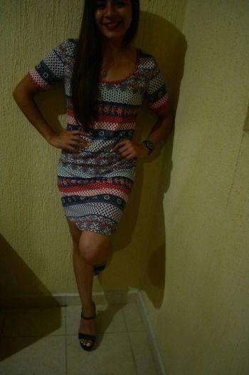 Foto Carousel Producto: Vestido Hermoso NUEVO!!  GoTrendier