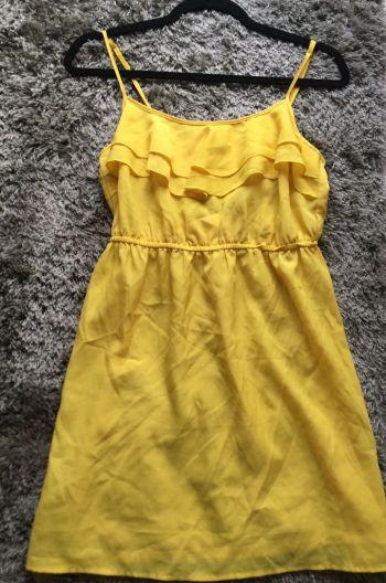 Foto Carousel Producto: Vestido amarillo ? GoTrendier