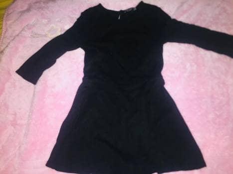 Foto Carousel Producto: Mono color negro GoTrendier