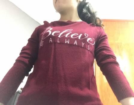 Foto Carousel Producto: Suéter Rojo Non Stop GoTrendier