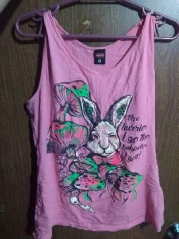 Foto Carousel Producto: Blusa del conejo blanco GoTrendier