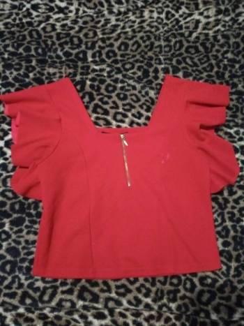 Foto Carousel Producto: Bonita blusa roja GoTrendier