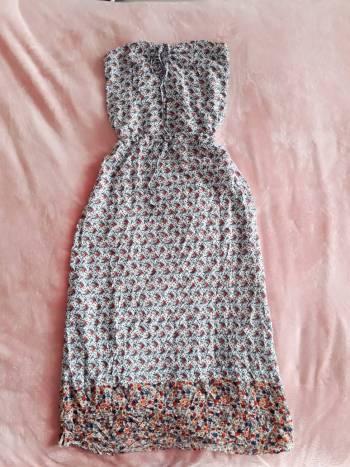 Foto Carousel Producto: Vestido Zara Strapless GoTrendier