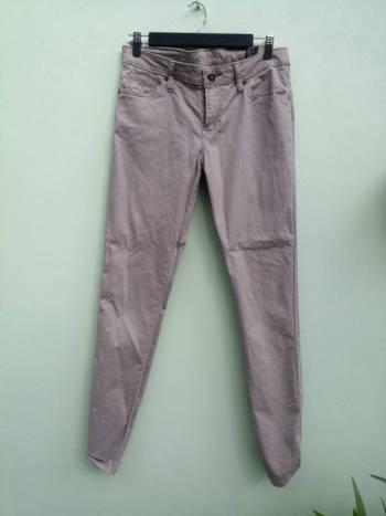 Foto Carousel Producto: Pantalon de mezclilla Beige GoTrendier