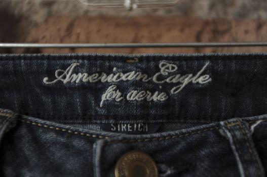 Foto Carousel Producto: Jeans skinny con deslavado GoTrendier