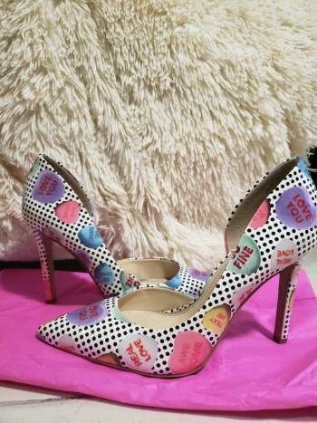 Foto Carousel Producto: Zapatillas Jessica Simpson 14 de febrero GoTrendier