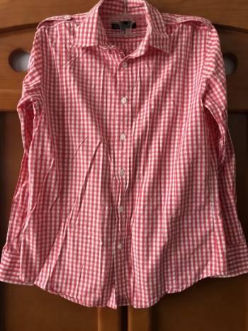 Foto Carousel Producto: Camisa a cuadros  GoTrendier