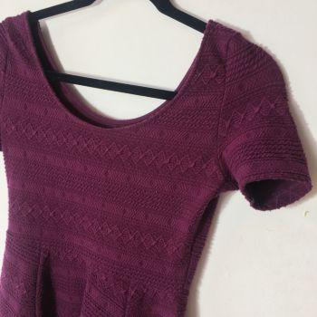 Foto Carousel Producto: Vestido Violeta H&M GoTrendier
