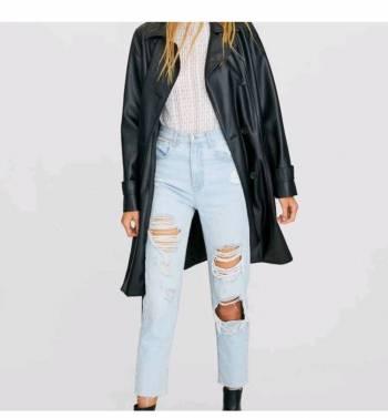 Foto Carousel Producto: Mom jeans APARTADO GoTrendier