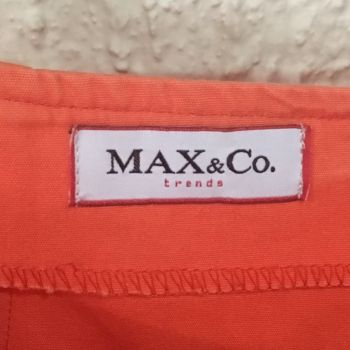 Foto Carousel Producto: Falda naranja MAX&Co GoTrendier