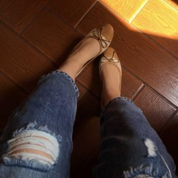 Foto Carousel Producto: Flats beige GoTrendier