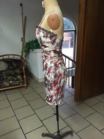 Foto Carousel Producto: Vestido de coctel GoTrendier