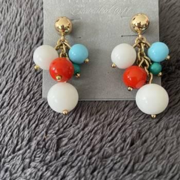 Foto Carousel Producto: Juego aretes y collar Marca Talbots GoTrendier