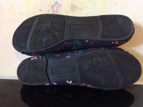 Foto Carousel Producto: Flats floreados GoTrendier
