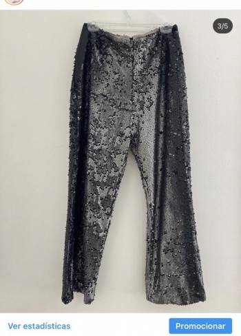 Foto Carousel Producto: Pantalon lentejuelas  GoTrendier