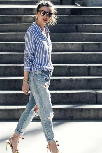 Foto Carousel Producto: Camisa marca LOFT GoTrendier