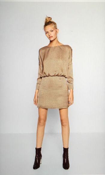 Foto Carousel Producto: Vestido cuadros espalda profunda GoTrendier