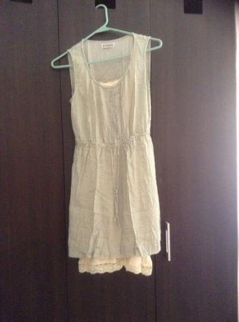 Foto Carousel Producto: Vestido con enagua GoTrendier